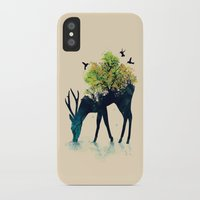 the hobbit iPhone & iPod Cases featuring Watering (A Life Into Itself) by Picomodi