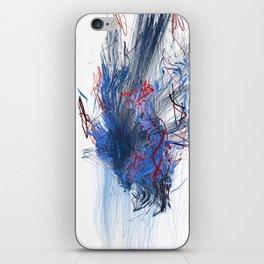 Unwelcome Gaze – Facebook 11 iPhone Skin
