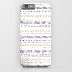 Stitch it iPhone 6 Slim Case