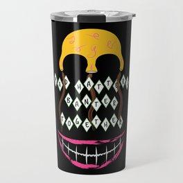 Mad Hatters Travel Mug