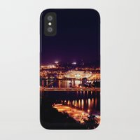 pittsburgh iPhone & iPod Cases featuring Pittsburgh  by Chandon Photography
