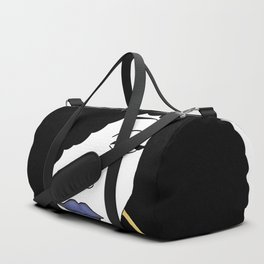 Black Girl Magic Duffle Bag