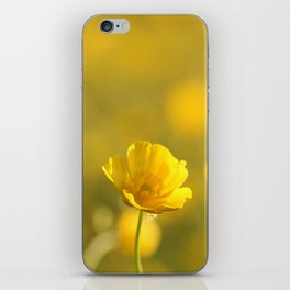 Buttercup iPhone Skin