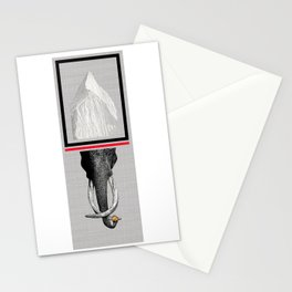 THE HOLY MOUNTAIN Stationery Cards