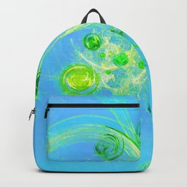 Summer Tree of Life - #Abstract #Art by Menega Sabidussi #society6 Backpack