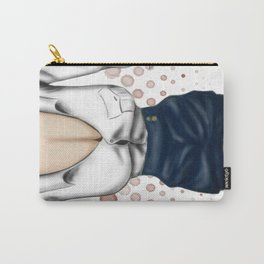Tell Me A Secret Carry-All Pouch