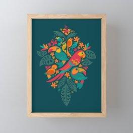 Tropicana Framed Mini Art Print