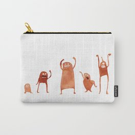 Monster Dance Party Carry-All Pouch