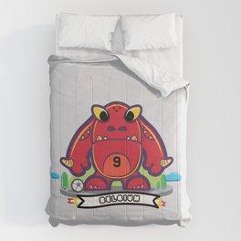 Monster Belgium 2014 Comforters