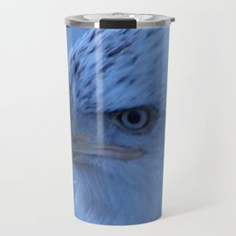 Young Eagle in Failing Light Travel Mug