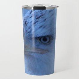 Young Eagle in Failing Light Travel Mug