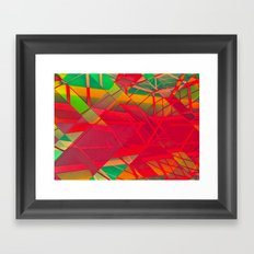 Juxt 1 Framed Art Print