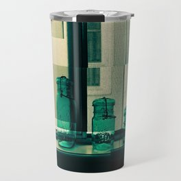 Window Cubism. Travel Mug