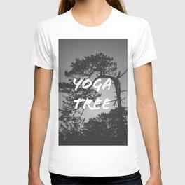 Yoga Tree T-shirt