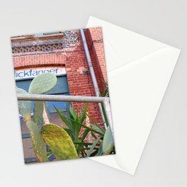 Spinnerei I, Leipzig, Germany Stationery Cards