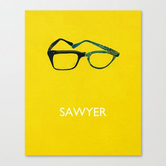 Sawyer Canvas Print