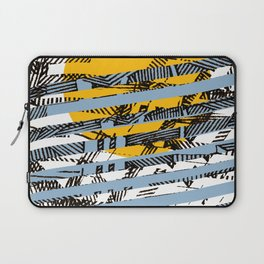- blue or not - Laptop Sleeve