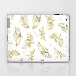 Golden Wings Laptop & iPad Skin