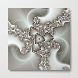Cool Mint Metal Print