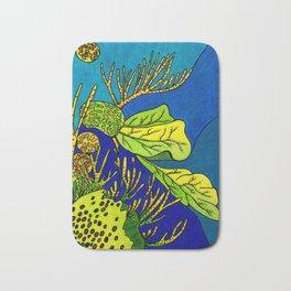 Sea Salad Bath Mat