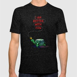 I Am Better With You [Elementary CBS] T-shirt