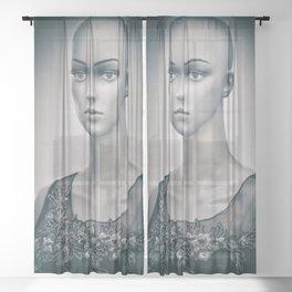 Mannequin 155e Sheer Curtain