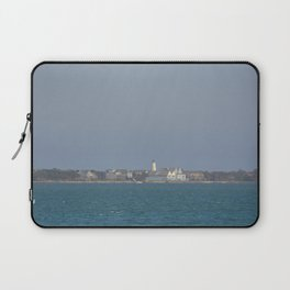 Ocracoke Island from the ferry Laptop Sleeve