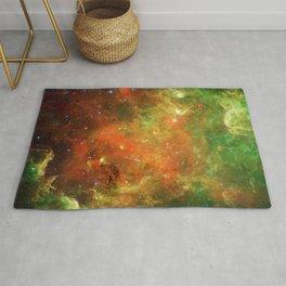North America Nebula Rug