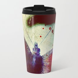 Fear of Butterflies Travel Mug