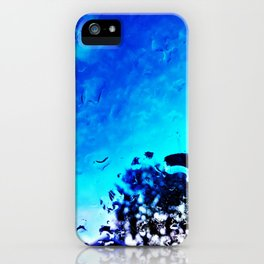 Morning After the Rain iPhone Case
