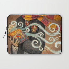 Books magic Laptop Sleeve
