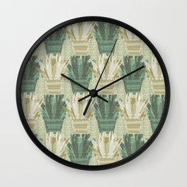 Emerald Avonia Wall Clock