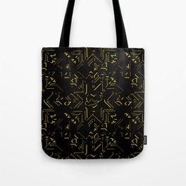 GGHeart-Gold Tote Bag