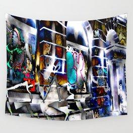 Bowery Graffiti Wall Tapestry