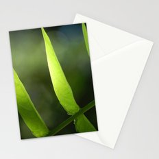 Light through the Leaves Stationery Cards