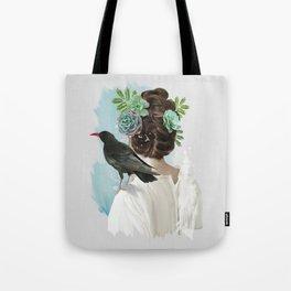 Girl&bird Tote Bag