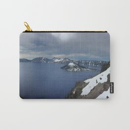 Overlooking Crater Lake Carry-All Pouch