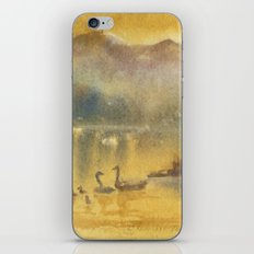 Golden Sunrise iPhone & iPod Skin