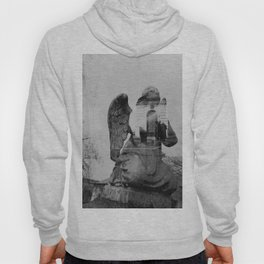 Angel. Novodevichy convent. Moscow. Hoody