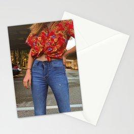 hawaiian shirt Stationery Cards