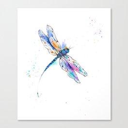 Dragonfly I Canvas Print