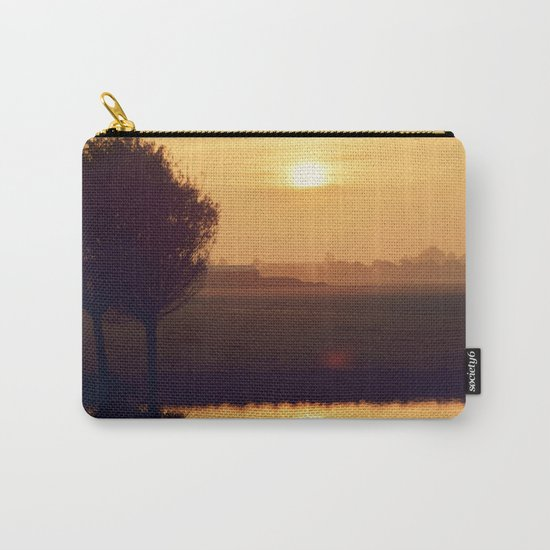 City Sunlight #4 Carry-All Pouch
