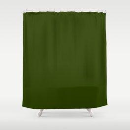 Verdun so naturally Green Shower Curtain