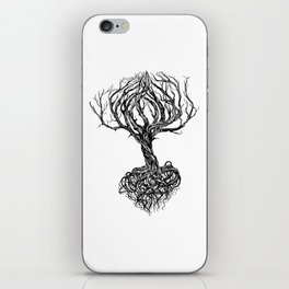 Old tree iPhone Skin