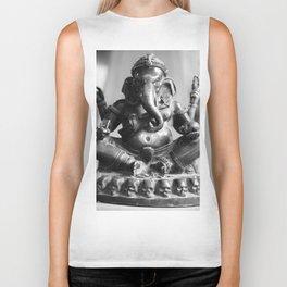 Buddhismus Biker Tank