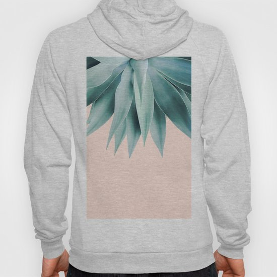 Agave fringe - peach by galeswitzer