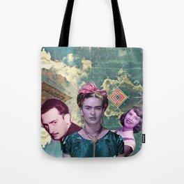 the three muskateers  Tote Bag