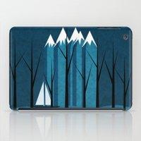 sailing iPad Cases featuring Sailing by Illusorium