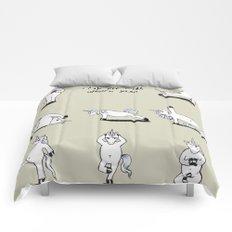 Unicorn Yoga Comforters