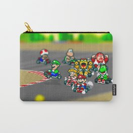 Mario Circuit Carry-All Pouch